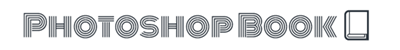 Photoshop Book ロゴ